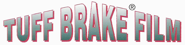 Tuff Brake Film Logo
